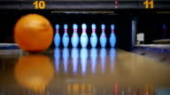 HD - Bowling Alley video