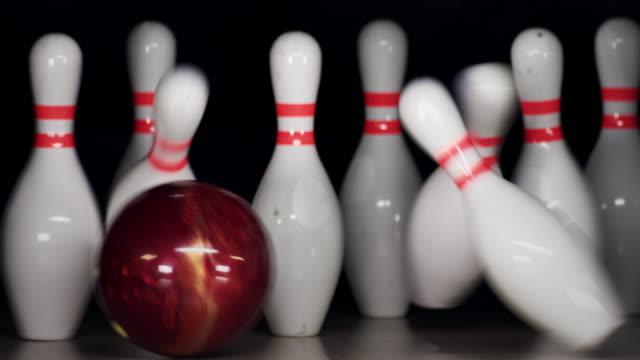 Bowling Pins video