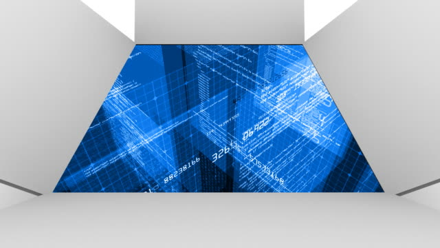 Box of Data Code Technology video