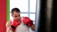 Boxing classes video