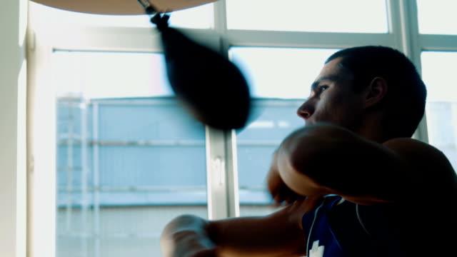 boxing speed punching bag video