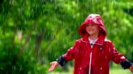 Boy in the Rain video