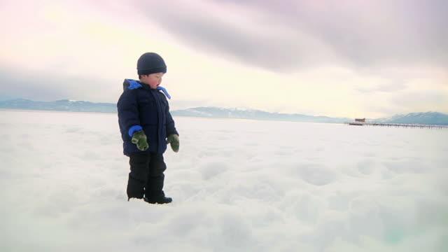 Boy & The Snowball (HD) video