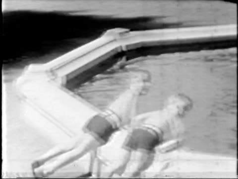 Boys at a fountain video