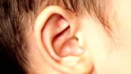 boy's ear video