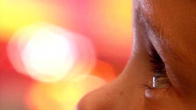 Boy's Eyes CU at Carnival video