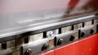 Brake Press... video