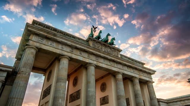 Brandenburg Gate Berlin video