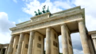 Brandenburger Tor Berlin video