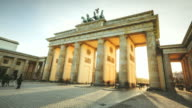 Brandenburg Gate video