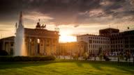 Brandenburger Tor Berlin video