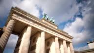 TIME LAPSE: Brandenburger Tor Berlin video