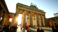 Brandenburger Tor in Berlin, Realtime video