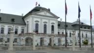 Bratislava Grassalkovich Palace video