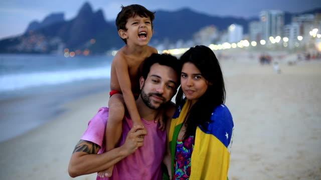 Brazilian Family video