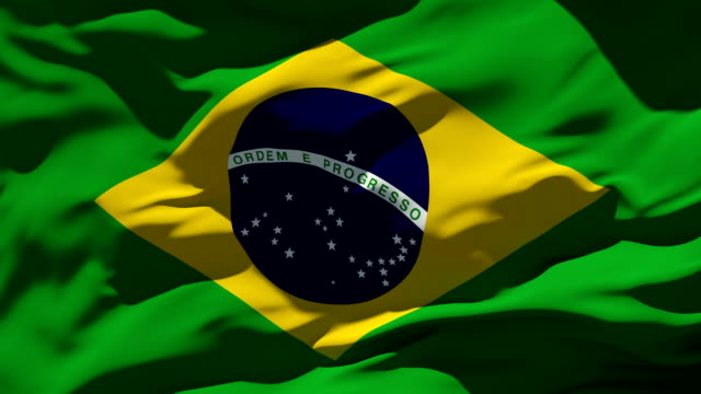 Brazilian Flag video