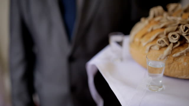 Bread and Salt at the Wedding video
