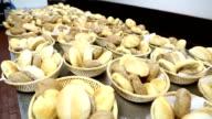 Bread in a basket video