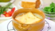 Bread pudding breakfast casserole video