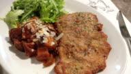Breaded Roast Palermo Style video
