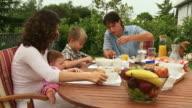 HD: Breakfast On The Terrace video