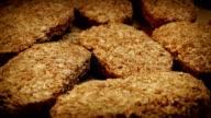 Breakfast Wheat Bricks Rotating video