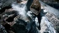 Breaking Up A Rock (Super Slow Motion) video