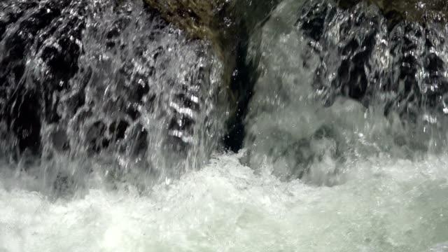 Breitachklamm, canyon, erosion, Allgäu, bavaria, tourismus, miracle of nature, 4K video