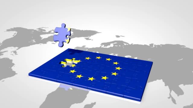 Brexit. UK referedum on leaving European Union video