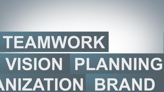 Brick-Business Words video