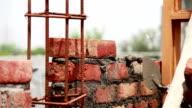 Bricklaying video
