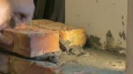 Brickwork process video