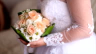 Bridal bouquet video