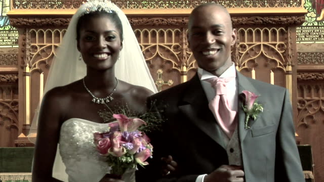 Bride and Groom video