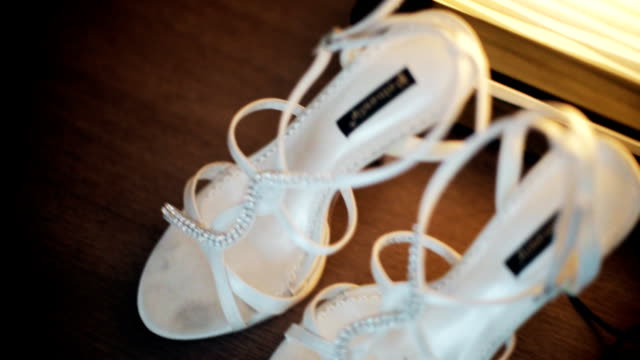 Bride and Groom's Shoes video