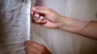 bride preparations video