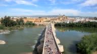 Bridge in Cordoba, Spain video