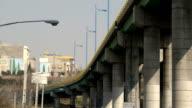 Bridge in Tehran video