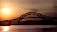 Bridge of the Americas, Panama City video