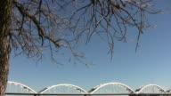 Bridge Over Mississippi River video