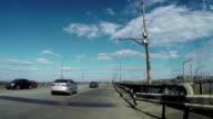 Bridge over river city video