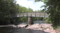 Bridge Over River video