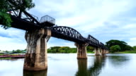 Bridge Over The River Kwai; TIME LAPSE video