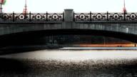 Bridge Over the River Svislach in Minsk, Belarus video