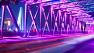 HD: Bridge Traffic of City video