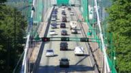 Bridge Traffic video