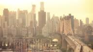 NYC Bridge Traffic video