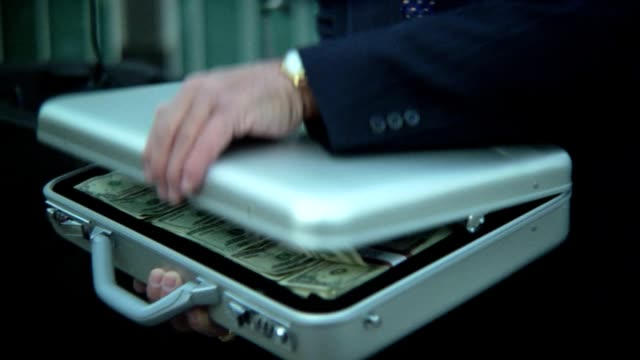 Briefcase Full Of Money video