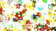 FLOWER TRANCE : bright (LOOP) video