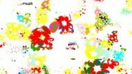 FLOWER TRANCE : bright (TRANSITION) video